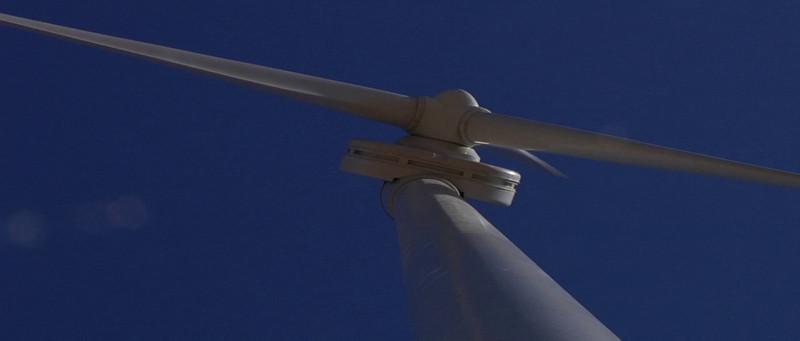 Video Adams Electric Wind Turbine
