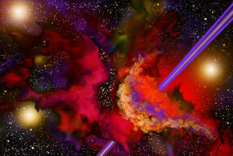 Cosmos XVII: MU-ILLIR T