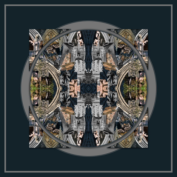 Mandala XIII: FACE OF ADVERSITY 1