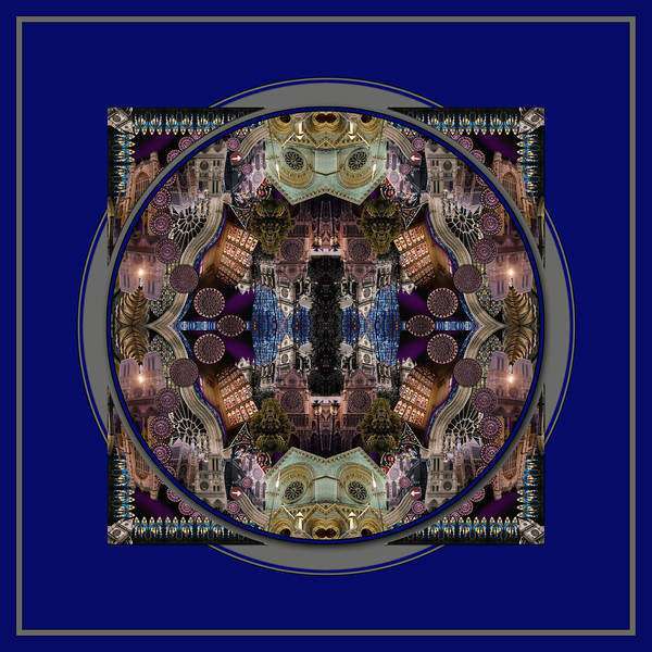 Mandala XII: WINDOW OF OPPORTUNITY 4