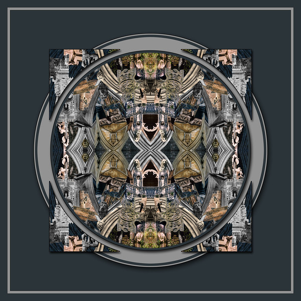 Mandala XIII: FACE OF ADVERSITY 3