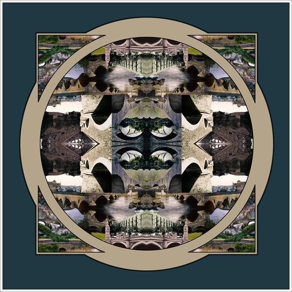Mandala VIII: BRIDGE OF POTENTIALITY 3
