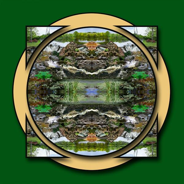 Mandala XVI: MOMENT OF DISCOVERY 1