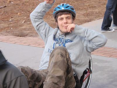 Cycling 1-24-10