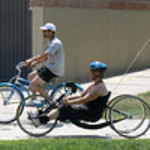 Cycling 7-15-08