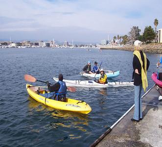 Kayaking 1-28-07
