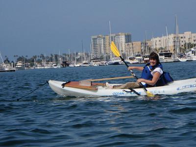 Kayaking 10-19-08