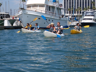 Kayaking 5-28-09