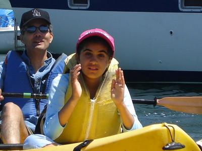 Kayaking Summer 2007