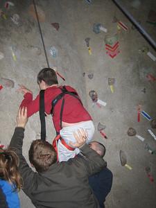 SOAR Rock Climbing 2-6-10