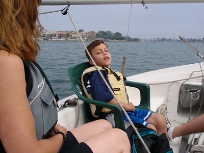 Sailing 8-21-09