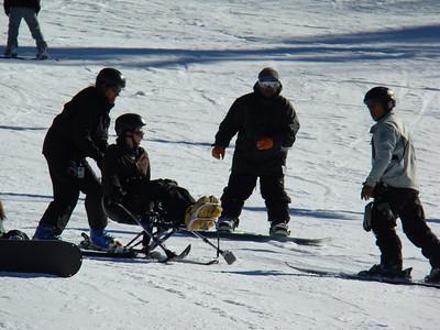 Skiing 1-23-11