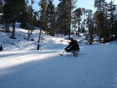 Skiing 3-7-09
