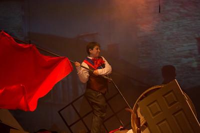 2013 - Les Misérables (Saturday Matinee)
