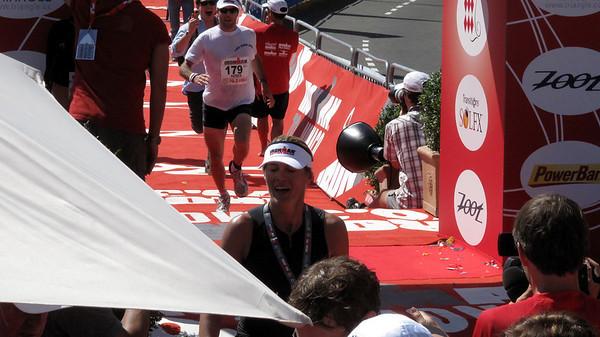 Nathalie Simon - Championne de France de Planche à Voile
