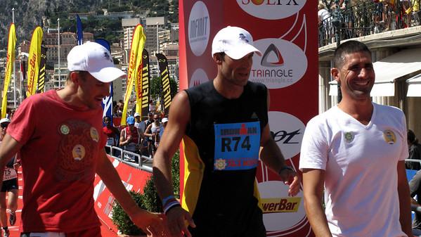 Tristan Valentin - Coureur Cycliste Professionnel -> Christophe Pinna - Champion du Monde de Karaté -> Franck Esposito - Champion du Monde de Natation