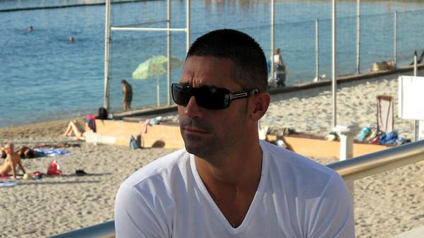 Franck Esposito - Champion du Monde de Natation