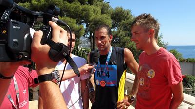 Christophe Pinna - Champion du Monde de Karaté -> Tristan Valentin - Coureur Cycliste Professionnel