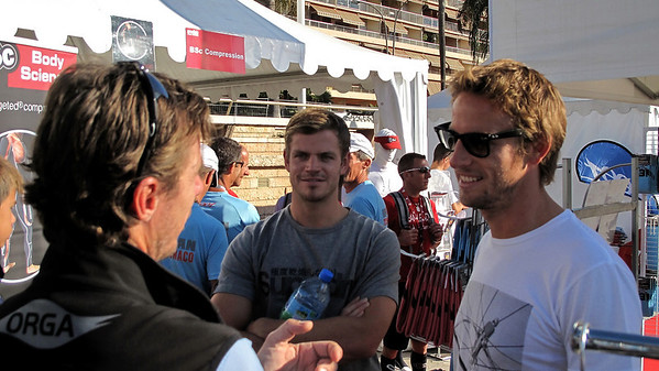 Jason Button - Champion du Monde de Formule 1