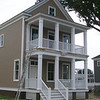 The 4-95 plan by Allison Ramsey Architects built at East Beach in Norfolk, Virginia. This plan is 1790 Heated Square Feet, 3 Bedrooms and 3 Bathrooms.