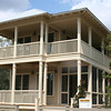 The Bishal Residence built by Allison Ramsey Architects at Watercolor in Walton County, Florida. This plan is 1894 Heated Square Feet, 3 Bedrooms and 2 1/2 Bathrooms.