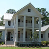 The Brown Residence built by Allison Ramsey Architects at Habersham in Beaufort County, South Carolina. This plan is 2677 Heated Square Feet, 4 Bedrooms and 3 1/2 Bathrooms.
