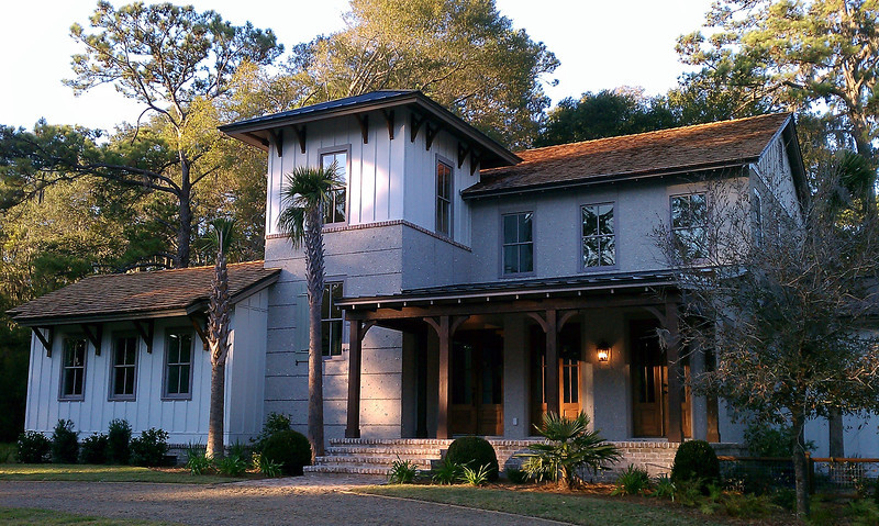 The Coptsias Residence built by Allison Ramsey Architects at Wildlife Preserve on St Simons Island in Glynn County, Georgia. This plan is 3585 Heated Square Feet, 5 Bedrooms & 3 1/2 Bathrooms.