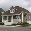 The Port Royal Cottage by Allison Ramsey Architects built at Culpepper Landing in Chesapeake, Virginia. This plan is 1610 Heated Square Feet, 3 Bedrooms and 2 1/2 Bathrooms