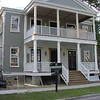 The Brewton Plan by Allison Ramsey Architects built at Coosaw Point in Beaufort, South Carolina. This plan is 2392 Heated Square Feet, 3 Bedrooms, Study and 2 1/2 Bathrooms.