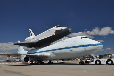Shuttle Fly-By 4-27-12 - Photo by Ed Gray 018