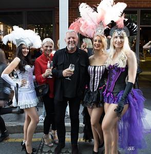 Vardon Ave & Ebenezer Pl  Street Party