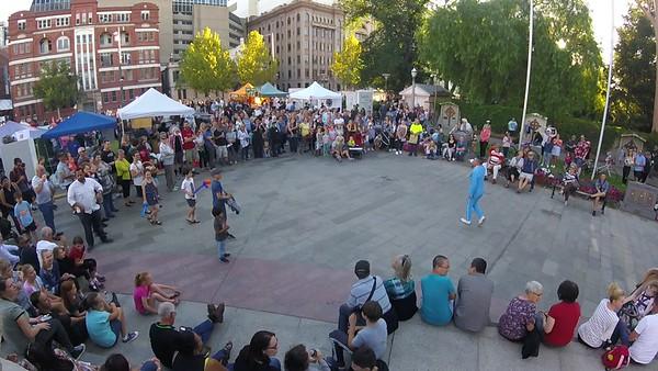 Varietyville Street Performance