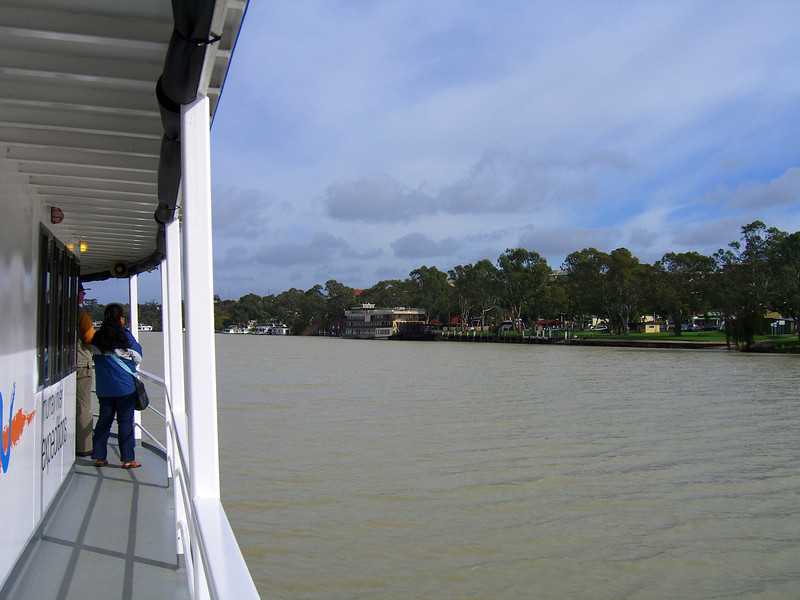 Riverboats on the Murray Tour 583