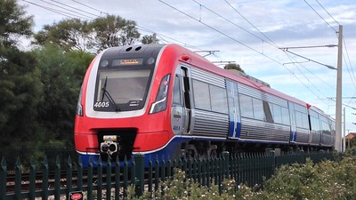 Seaford Trains