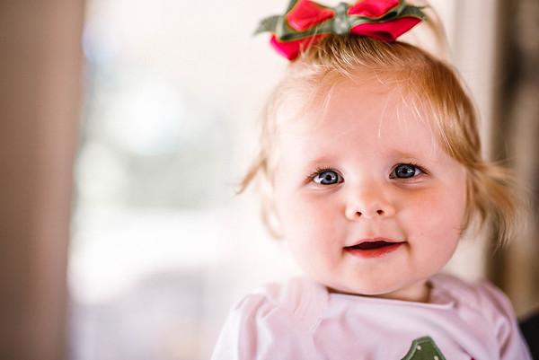 Adelyn: First Birthday