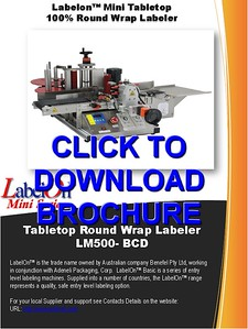 LabelOn™ Mini – Full Wrap Labeler