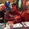 We always go to Walt's diner in Old Forge at 6 a.m. for breakfast on the first day of the race