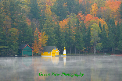 Yellow Boathouse