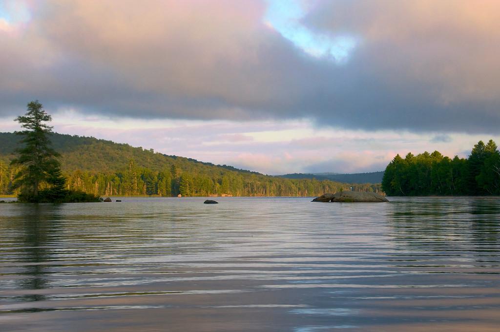 Lake Durant Morning