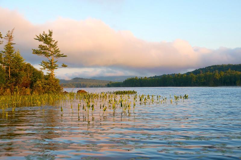 Sunny Morning on Lake Durant