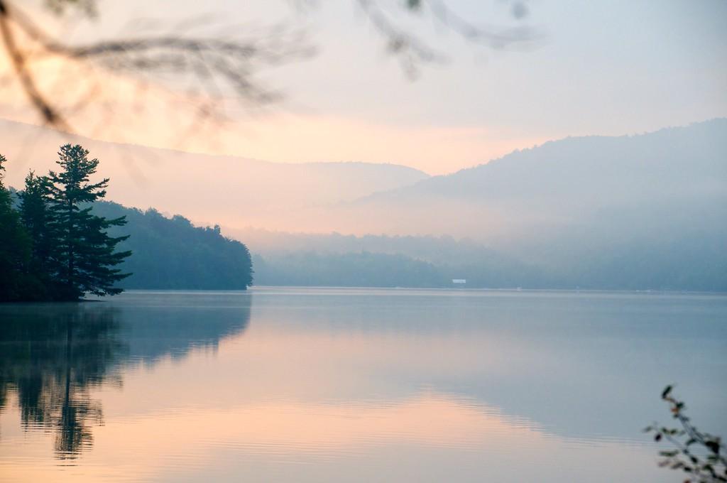 Peaceful Morning - Limekiln Lake