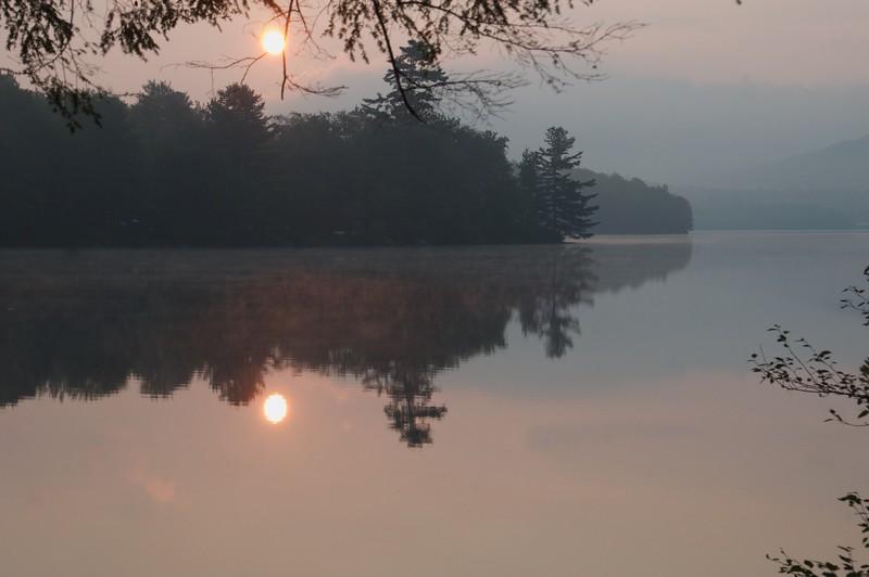 Limekiln Lake - sunrise