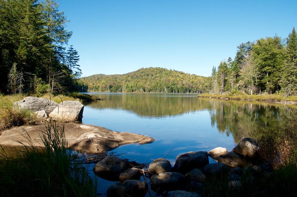 View of Silver Lake