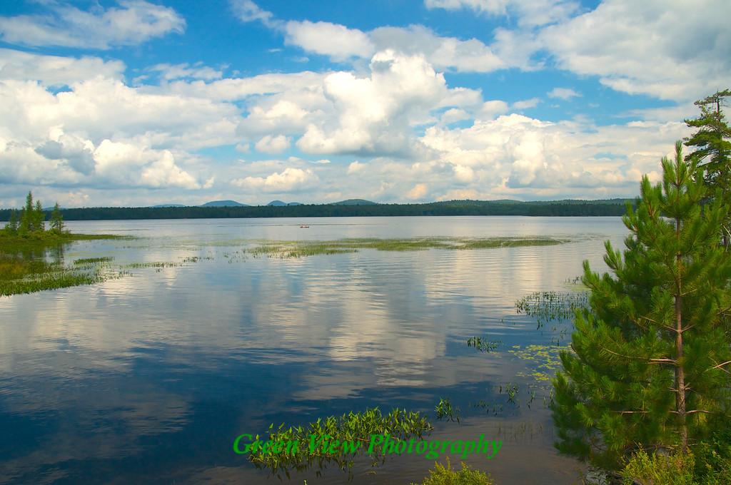 Beautiful Summer Adirondack Day