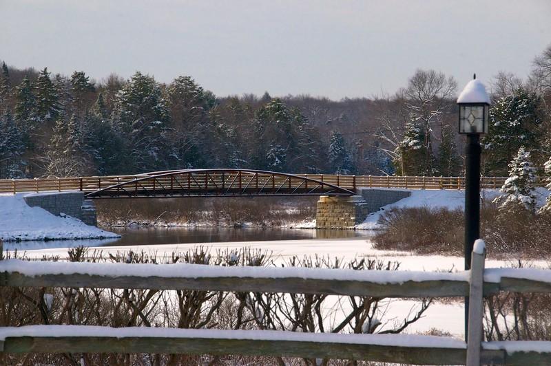 Bridge over Moose River