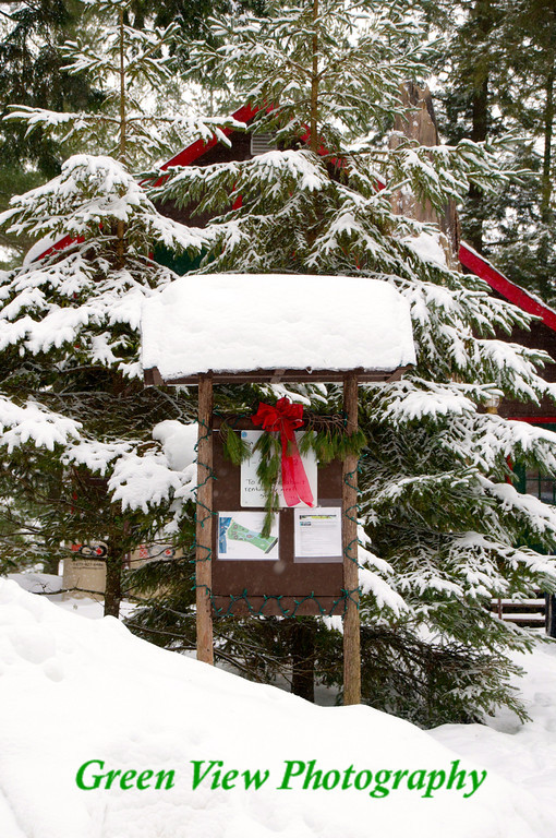 White Lake Lodge Bulletin Board
