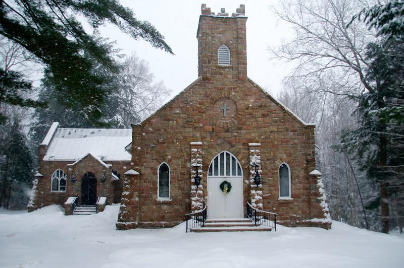 Big Moose Chapel