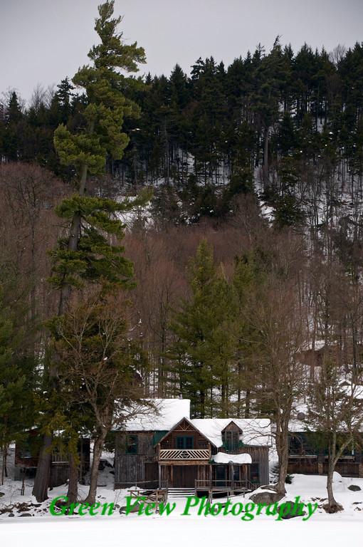 Big Moose Lake - The Waldheim
