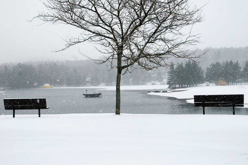Old Forge Pond - Winter