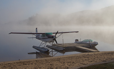 Seaplanes on Long Lake